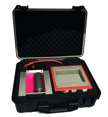 Hermetic Box With Foam Protection For Hot Box 140 - 160