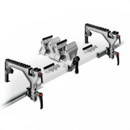 Double Workshop Vise