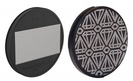 Puck PC File Duo - File One Side / 100 Grit Diamond Opposite Side