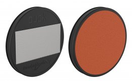 Puck PC File Duo - File One Side / Ceramic Opposite Side