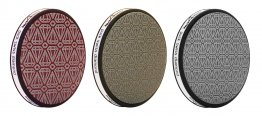 Puck Trio Ski & Snowboard Diamond Disc Set