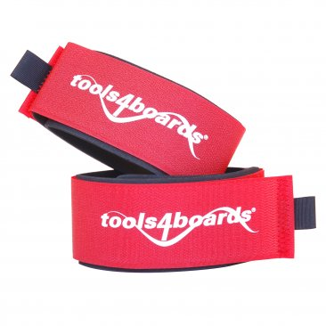 Tools4boards Superwide Ski Straps (2-Piece)